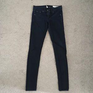 Rag and Bone skinny jeans 24